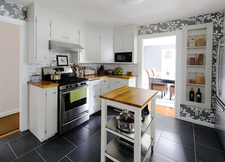 Ikea Godmorgon Cabinet Legs ~ Ikea Stenstorp  Traditional  kitchen  ER Miller Design
