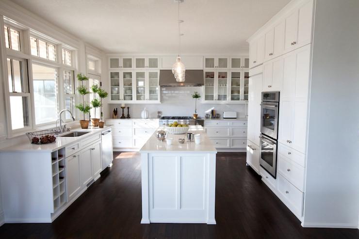U Shaped Kitchen Transitional Kitchen R Cartwright