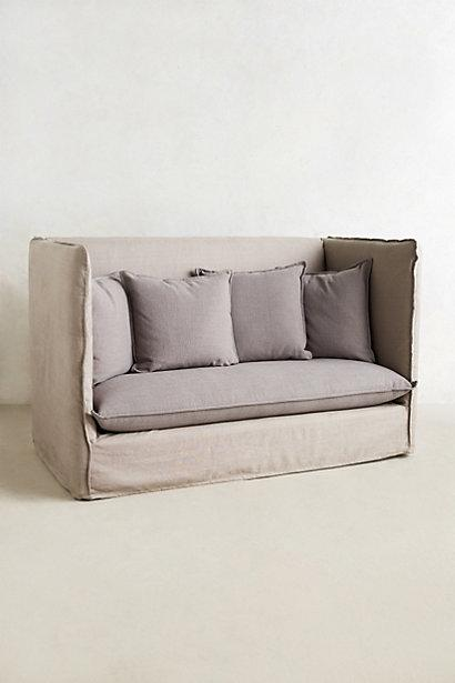 Continental Grey Sofa