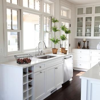 Transom Window Over Kitchen Windows Design Ideas