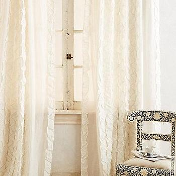 Basal Curtain I anthropologie.com