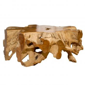 Pieces Teak Root Coffee Table View Full Size