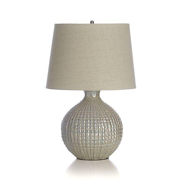 Dalton Silver Table Lamp
