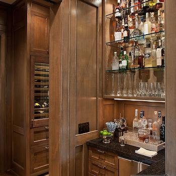 Butler's Pantry Nook, Traditional, kitchen, MDD Architects