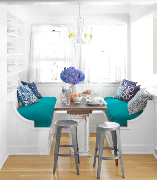 Dining Nook Ideas