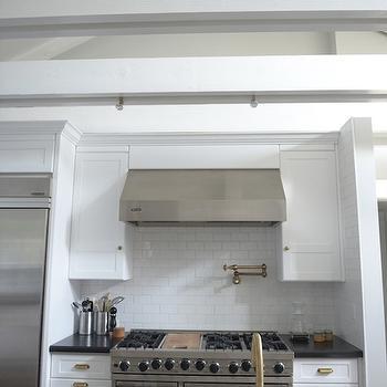 Dolomite Countertops Transitional Kitchen Amber