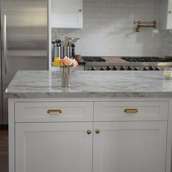 Super White Granite Design Ideas