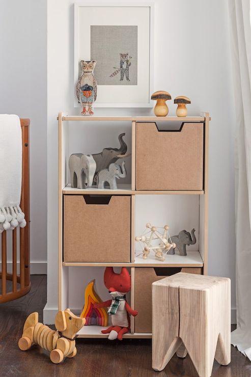 Toy Storage Nursery