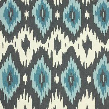 Irene Blue And Grey Polyester Area Rug
