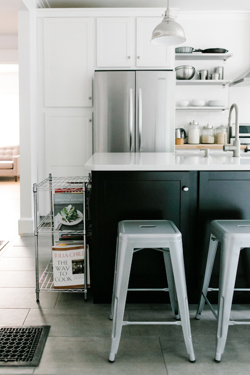 Transitional Kitchen A Couple Cooks