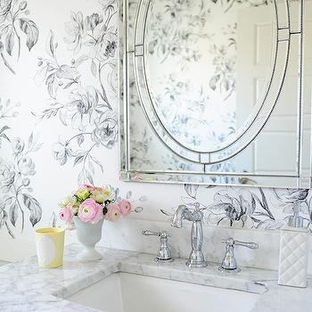 Pottery Barn Bathroom Mirror Design Ideas