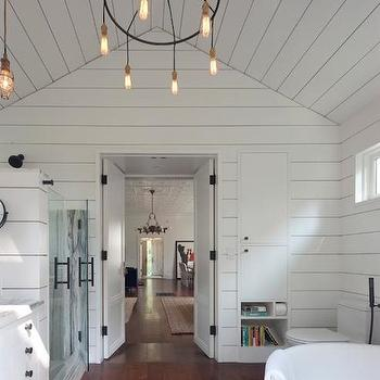 Paneled Bathroom