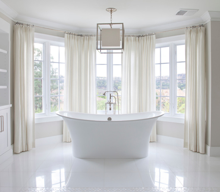 Brilliant Bathroom Bay Window Treatments Windows View Full Size M On Design Decorating
