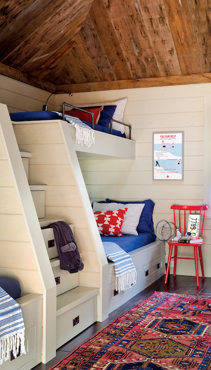 4 Bunk Beds Country Boy S Room Magnolia Homes