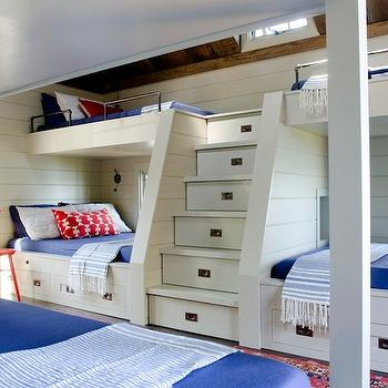 bunk bed steps - Bunk Bed With Stairs