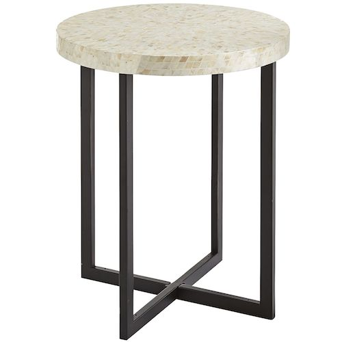 Pier 1 Imports Mother Of Pearl Accent Table