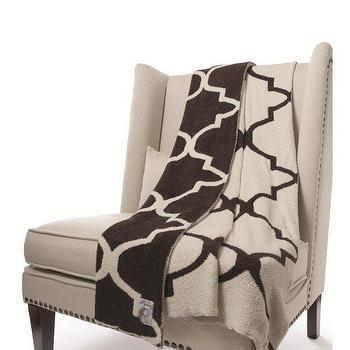 Little Giraffe Dolce Throw, Moroccan I BLUEFLY