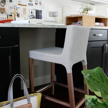 Ikea Cabinets, Transitional, kitchen, House Tweaking