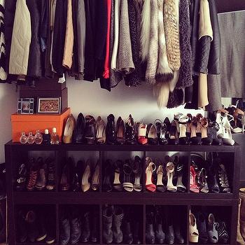 Ikea Shoe Shelf, Contemporary, closet, Style Society