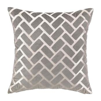 Cafe Stripe Lumbar Pillow Cover Pottery Barn