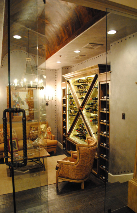 Wine Barrel Chandelier Design Ideas