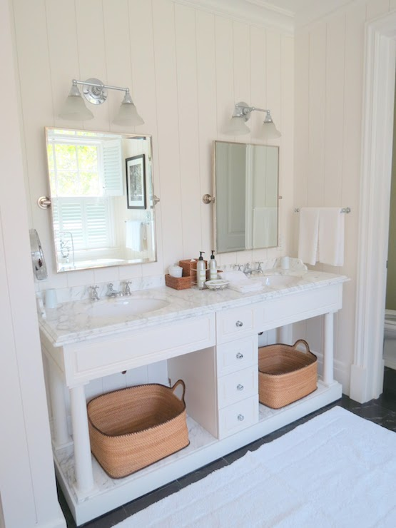Shaving Mirror With Light >> Vertical Wall Panels Design Ideas