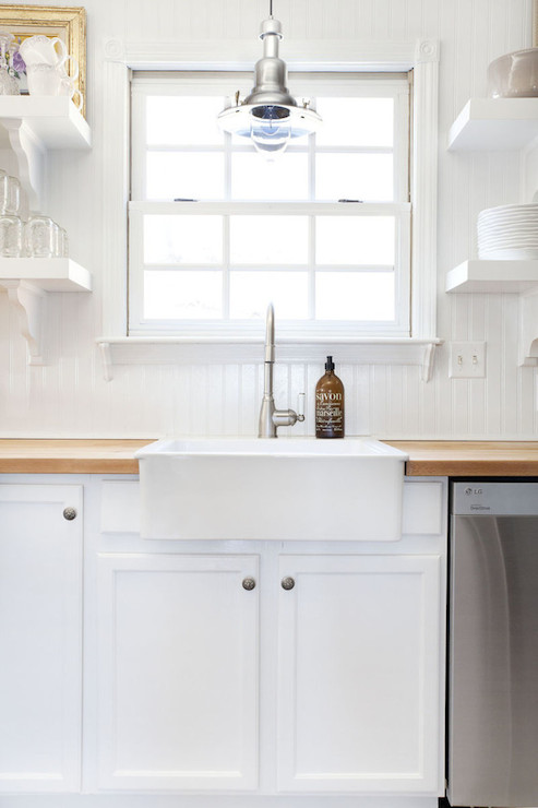 White Apron Kitchen Sink : view more kitchens ?