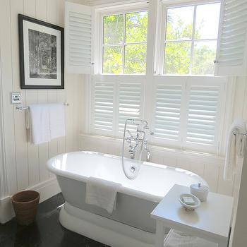 Bathroom Paneling Design Ideas