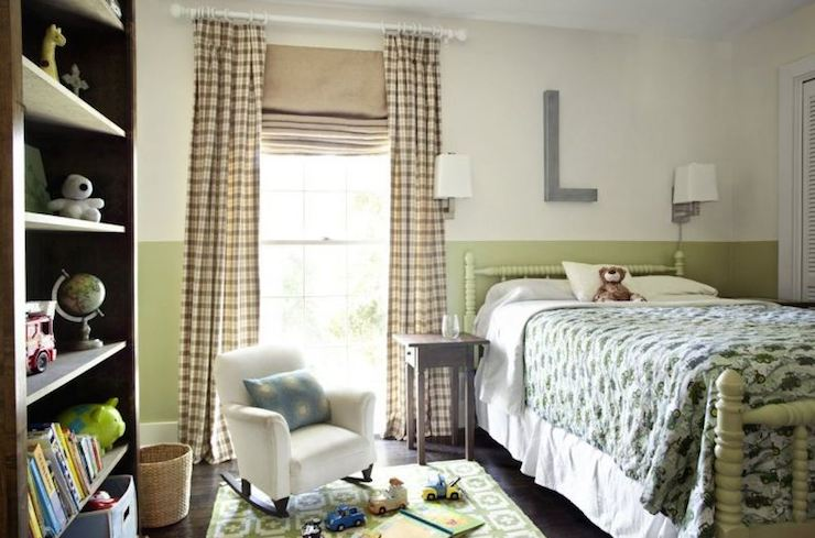 burlap window shades burlap headboard transitional boys room alys beach