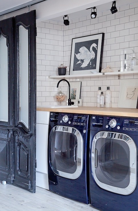 Laundry Nook Ideas Design Ideas