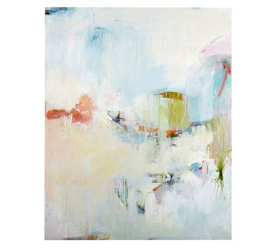 Rites Of Spring Mixed Media on Canvas Multicolor Wall Art