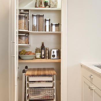 kitchen pantry ideas - Small Kitchen Pantry Ideas