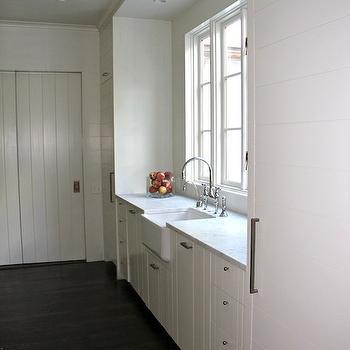 Shiplap Pantry Cabinets Design Ideas