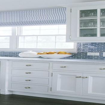 Coastal Kitchen Backsplash Tiles Design Ideas