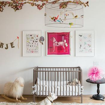 Whimsical Nursery, Eclectic, nursery, C Magazine