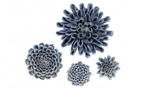 Ceramic Flower Wall Art - Products, bookmarks, design, inspiration ...