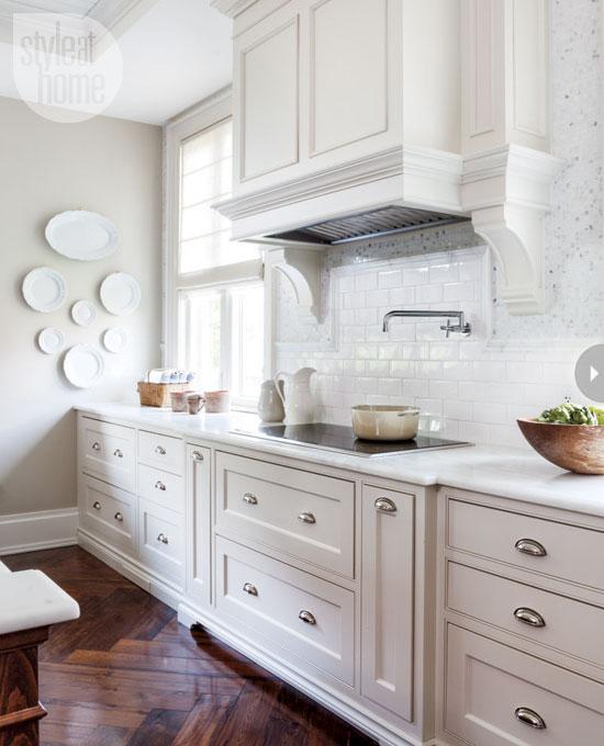 gray ceramic herringbone tiles design ideas