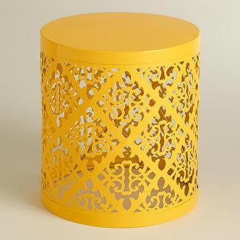 Modern Yellow Stool Products bookmarks design inspiration and
