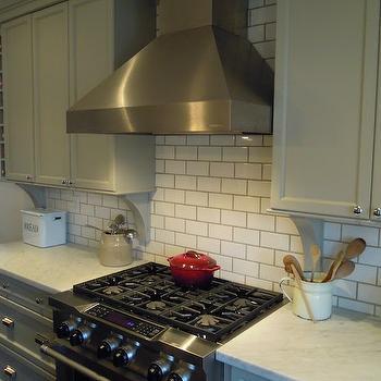 Bedford Gray Kitchen Cabinets, Transitional, kitchen, Martha Stewart Bedford Gray, Chris Kaufmann