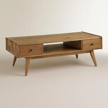 Lawrence Coffee Table, World Market