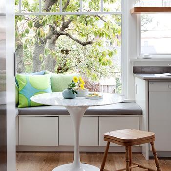 Window Seat Kitchen, Contemporary, kitchen, BC Home and Garden Show