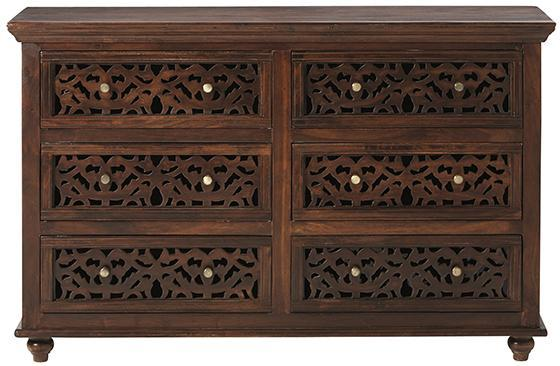 Maharaja Brown Dresser