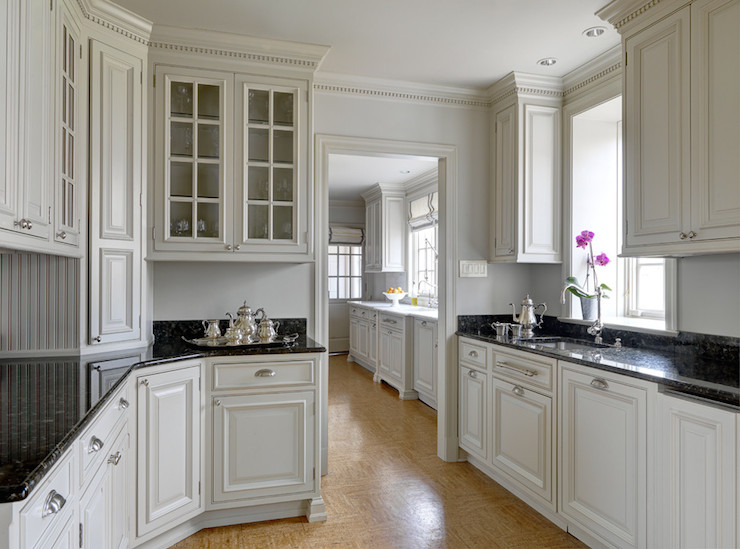 kitchen cabinet crown molding design decor photos