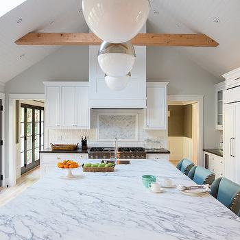 Vaulted Ceiling Kitchen, Transitional, kitchen, Fiorella Design