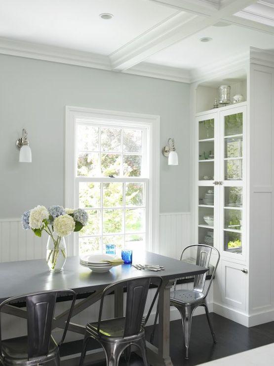Dining Room Beadboard Design Ideas - Beadboard dining room