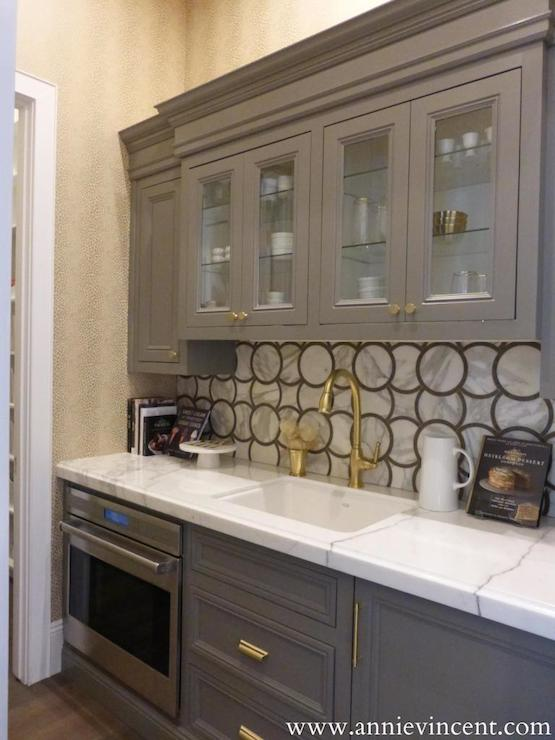 Gray Butlers Pantry