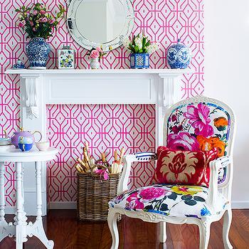 Vases On Fireplace Mantel Design Ideas