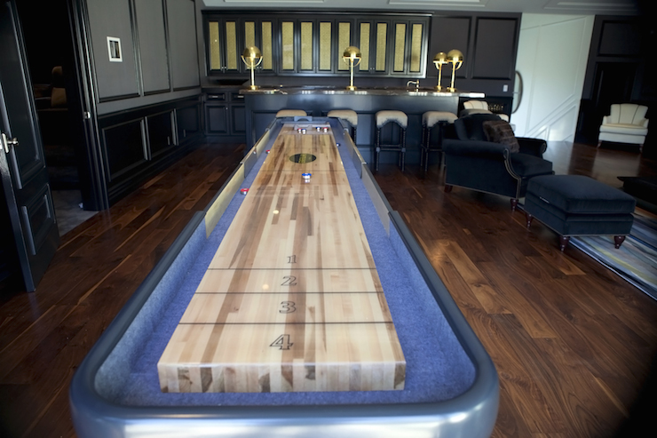 Attrayant Shuffleboard Table