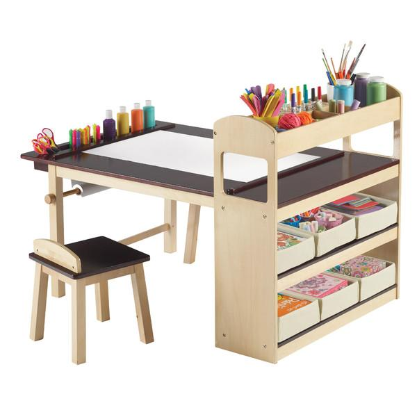 pin and art growing on wheels diy spaces kids table