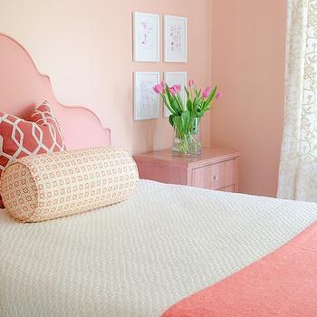 Coral Headboard, Transitional, bedroom, JWS Interiors